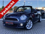 Foto Mini Cabrio 1.6 Chili, Lounge leder, navi,...