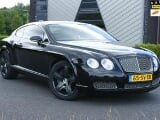 Foto Bentley continental gt 6.0 W12 GT Speed...