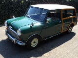 Foto Mini Minor Traveller'61